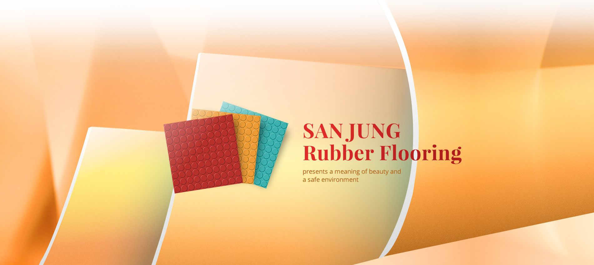 SAN JUNG Rubber Flooring